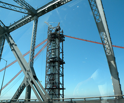 Constructing proof for a conservatorship... or the new Bay Bridge segment